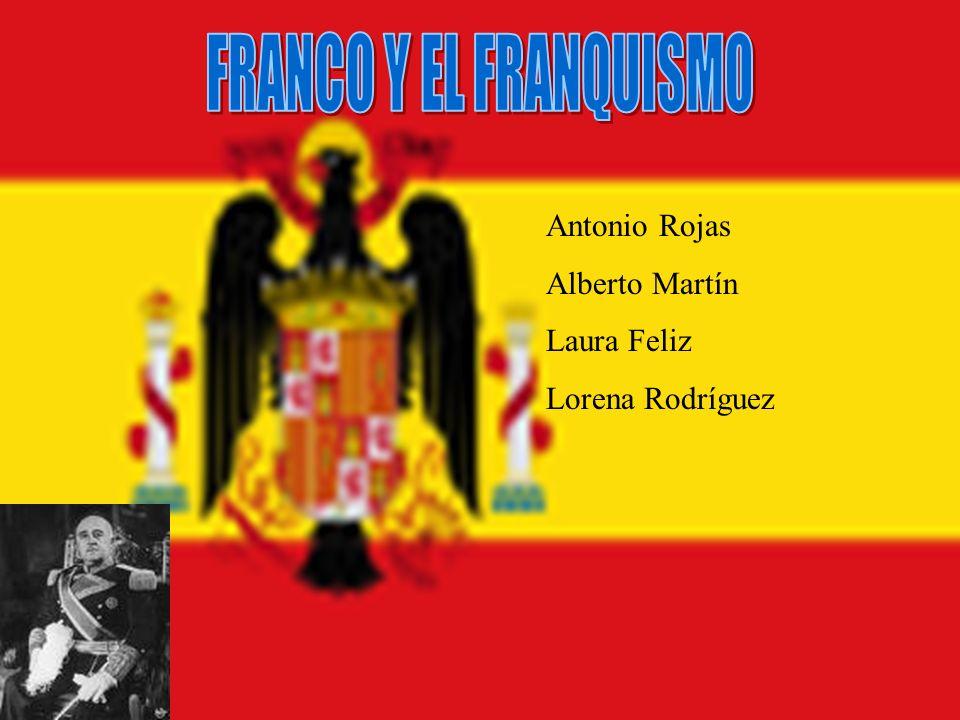 Antonio Rojas Alberto Martín Laura Feliz Lorena Rodríguez