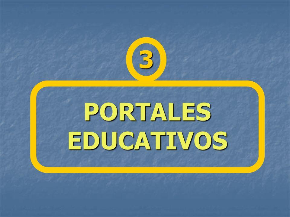 PORTALES EDUCATIVOS 3