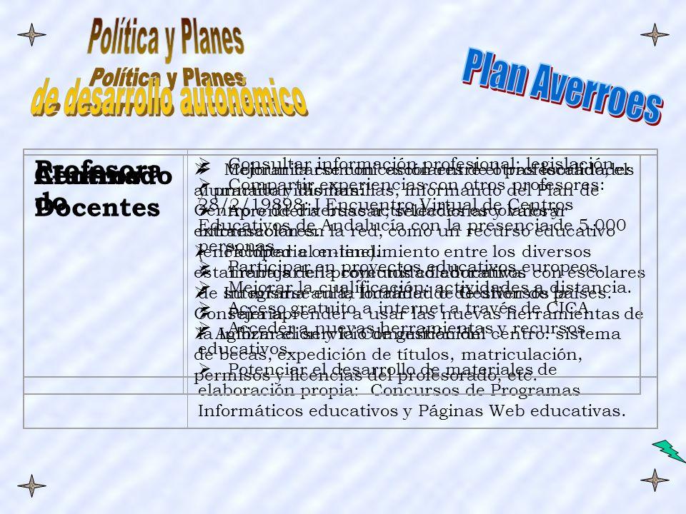 Profesora do Consultar información profesional: legislación...