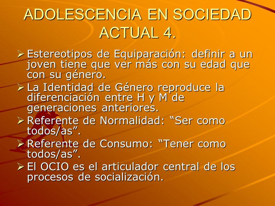 FASES O ETAPAS DE LA ADOLESCENCIA 1.La Adolescencia es un PROCESO.
