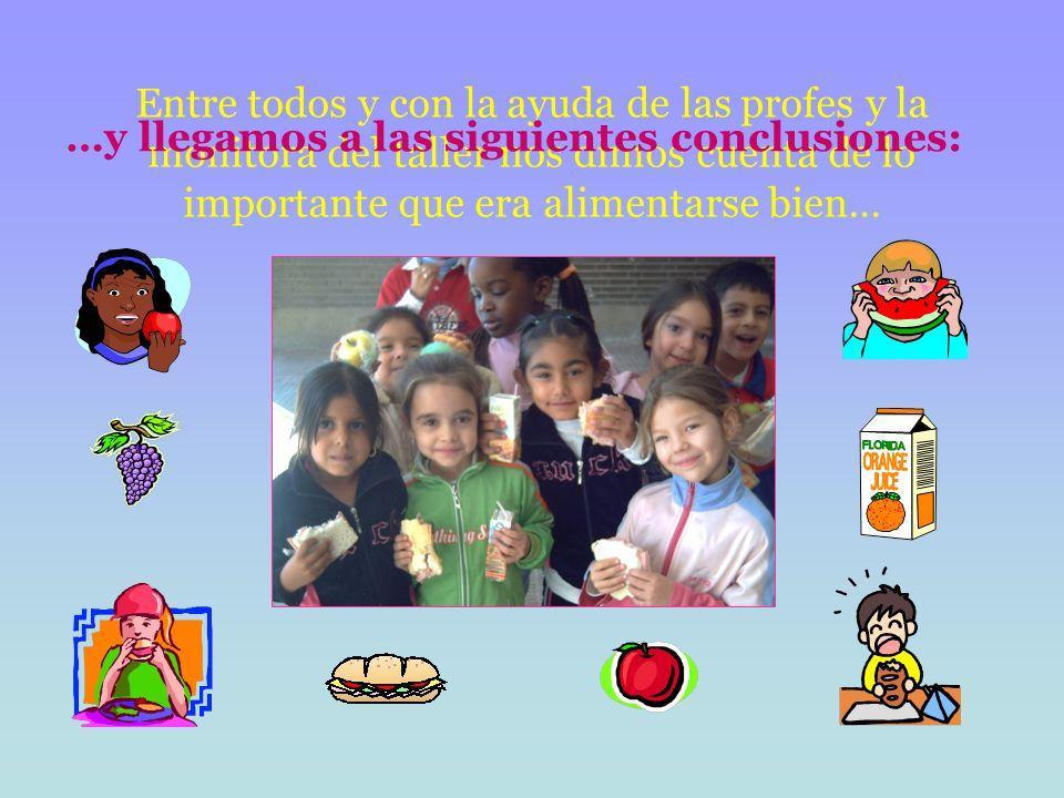 CEIP. San Roque Primer Ciclo Almuerzos Al comenzar el curso traíamos almuerzos como…
