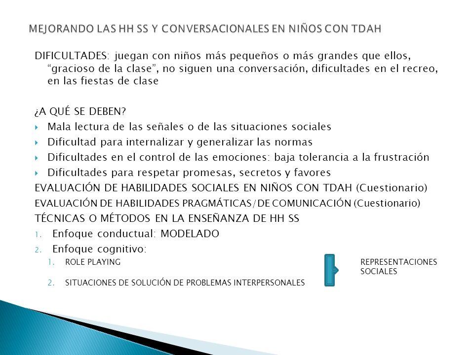 Álvarez Pillado, A (1997).Desarrollo de las habilidades sociales en niños de 3 a 6 años.