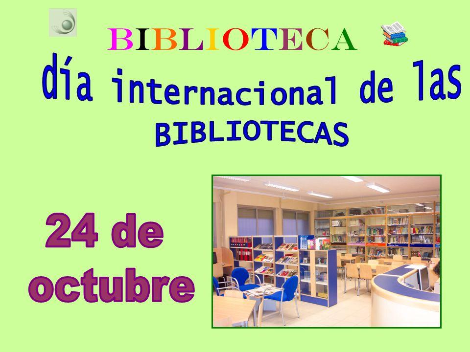BIBLIOTECABIBLIOTECA