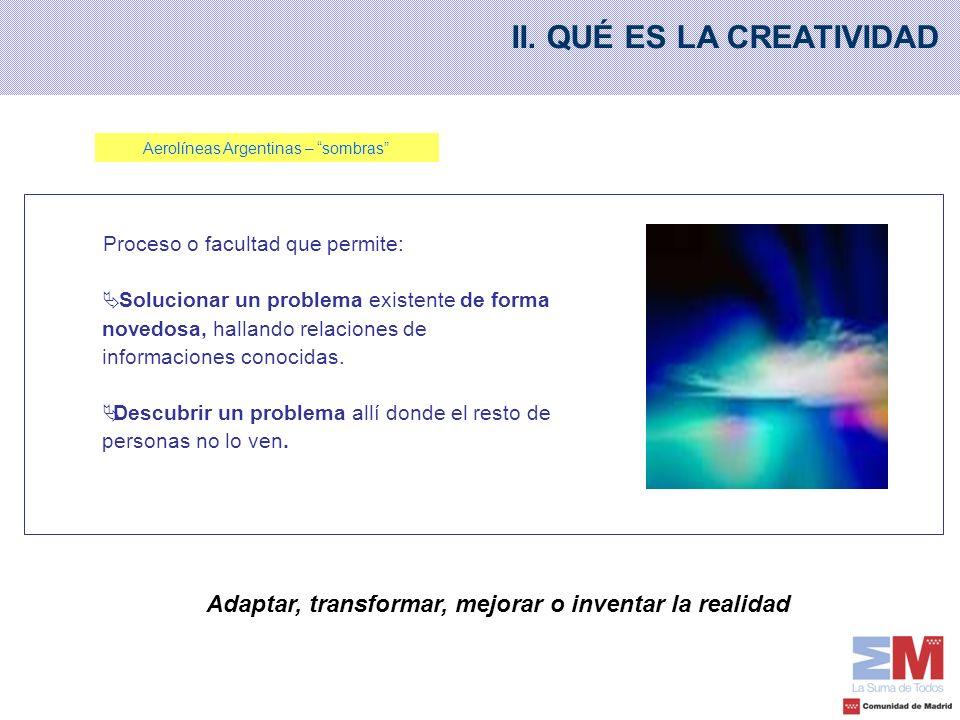 Poder Capacidad de pensamiento creativo Querer Motivación Saber Pericia Renault – TeleAmigos Ser creativo Actuar creativamente Curiosidad Mente abierta Flexibilidad Asociar estímulos Imaginación Tenacidad, etc.