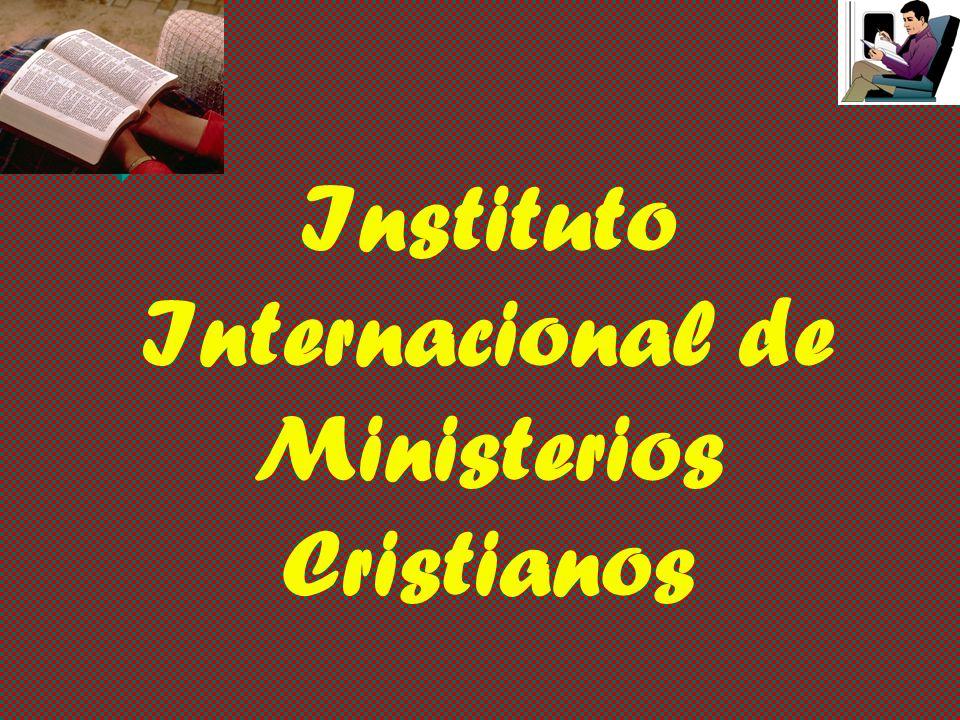 Ministerio Personal Movilización de los miembros Técnicas de crecimiento de iglesia Técnicas de pequeños grupos Instrucción Estudios bíblicos Evangeli