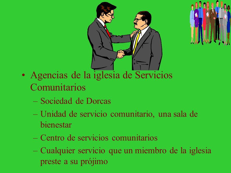 Dirigindo servicios comunitarios relación y propósito –El director de ES/MP es el director de los servicios comunitarios –Los servicios comunitarios p