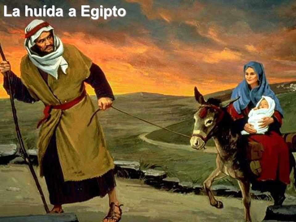 La huída a Egipto