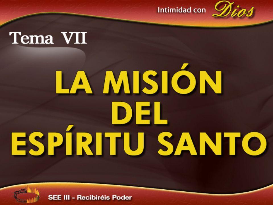 ¿Por qué y para qué vino el Espíritu Santo?