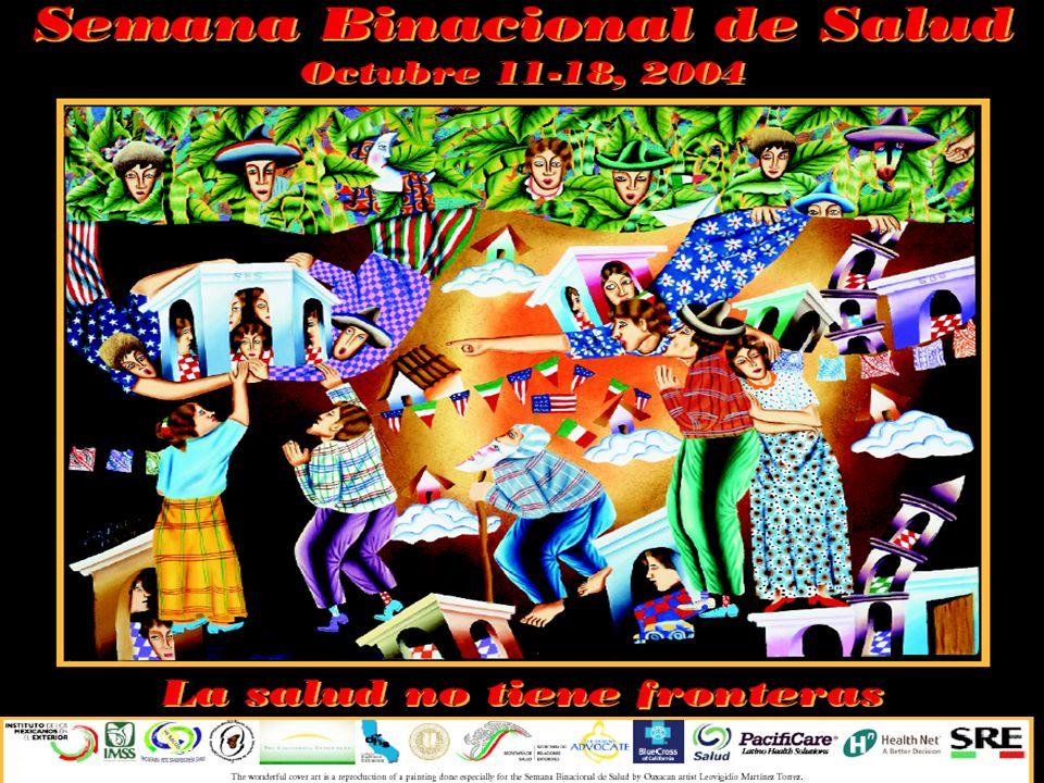 Programa Vete Sano, Regresa Sano Subsecretaría de Prevención y Promoción de la Salud Health Information Sharing Operate web Vete Sano Regresa Sano and link www.saludmigrante@salud.gob.mx Support Service Network for Migrants