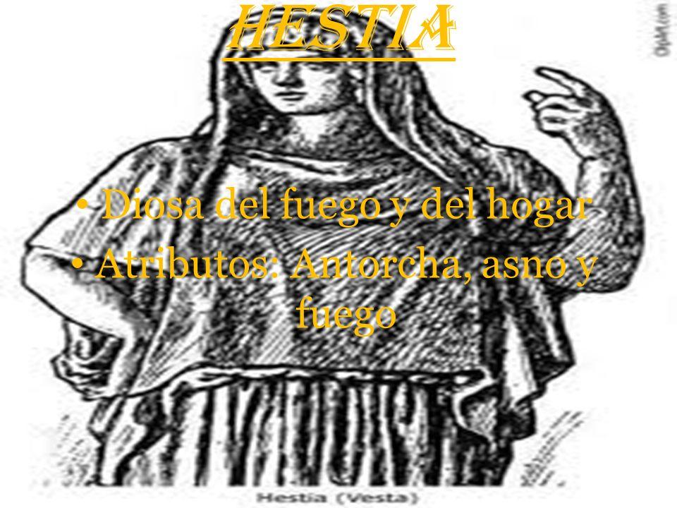 HERMES Dios mensajero, del comercio, ladrones y viajeros Atributos: Sandalias y sombrero alado y el bastón con 2 serpientes cruzándose