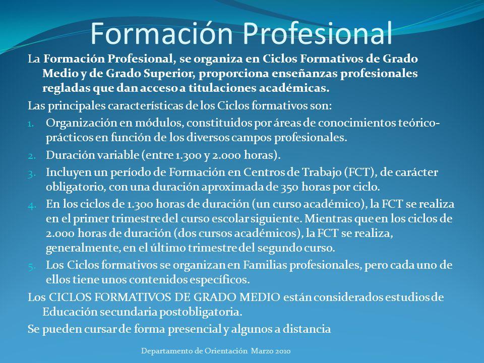 El Bachillerato tiene como finalidad proporcionar a los alumnos formación, madurez intelectual y humana, conocimientos y habilidades que les permitan desarrollar funciones sociales e incorporarse a la vida activa con responsabilidad y competencia.