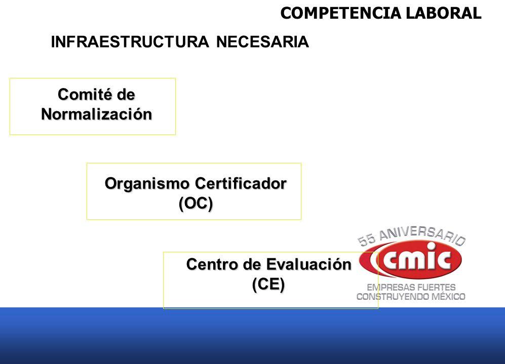 COMPETENCIA LABORAL COMPETENCIA LABORAL EN LA CONSTRUCCI Ó N