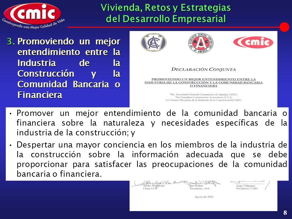 Vivienda, Retos y Estrategias del Desarrollo Empresarial 9 PIB Nacional 2001 – 2004 (Variación Real %) 200120022003 2004 * Fuente: INEGI.