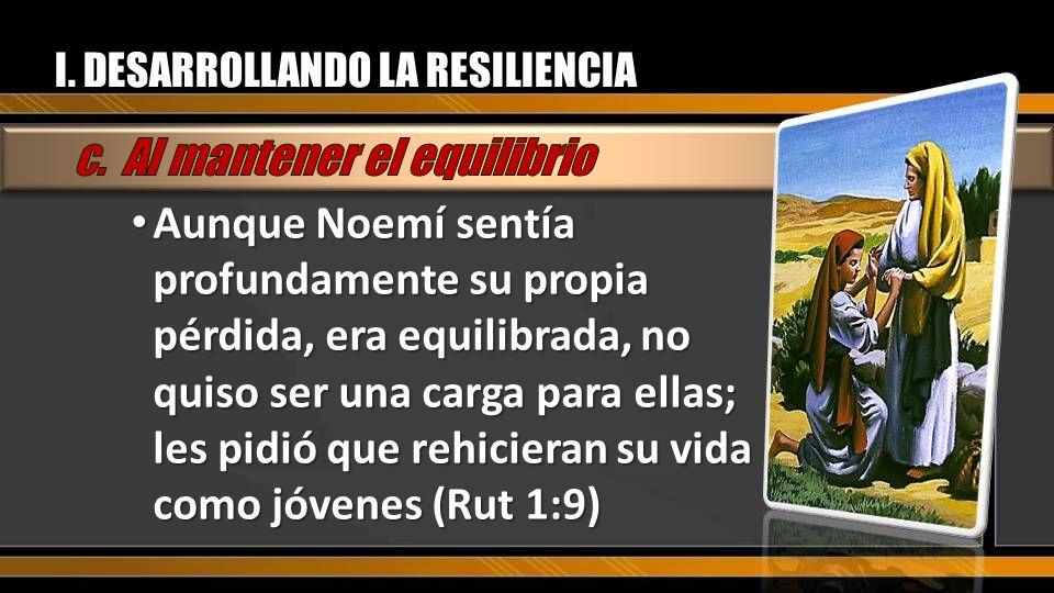II.PODER PARA LA RESILIENCIA ¿Qué poder nos dice Pablo que hay para los resilientes.