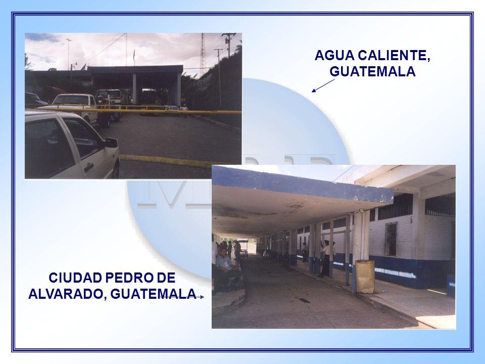 CIUDAD PEDRO DE ALVARADO, GUATEMALA