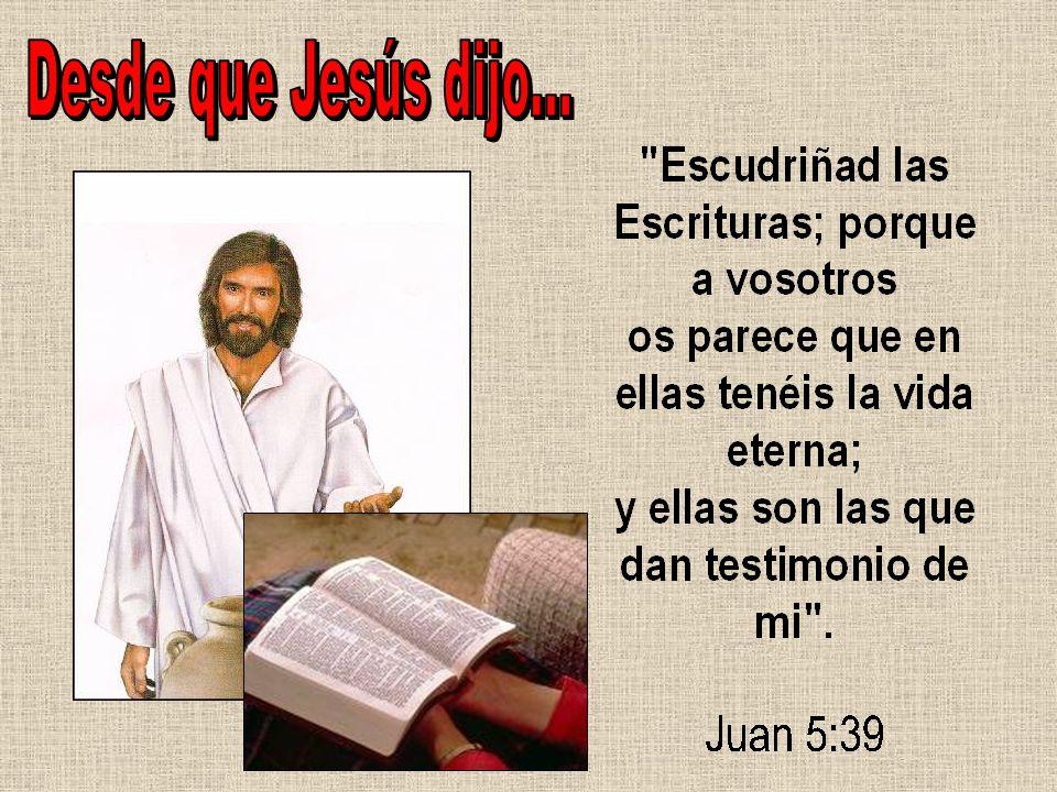 Siempre los sinceros hijos de Dios Estudiaron la Biblia.