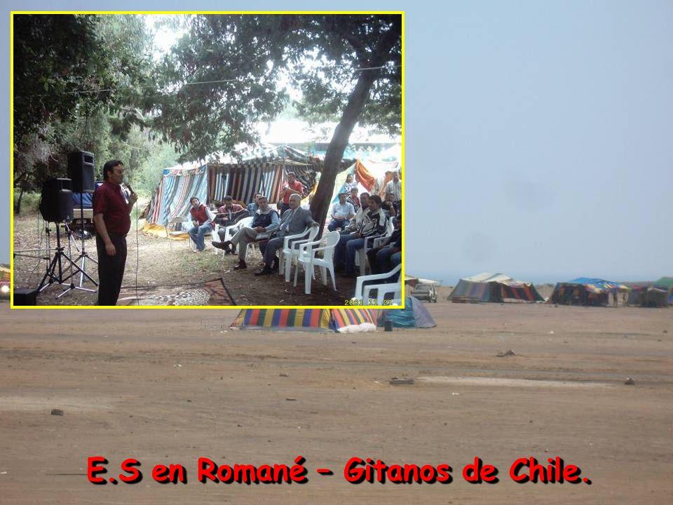 E.S en Romané – Gitanos de Chile.