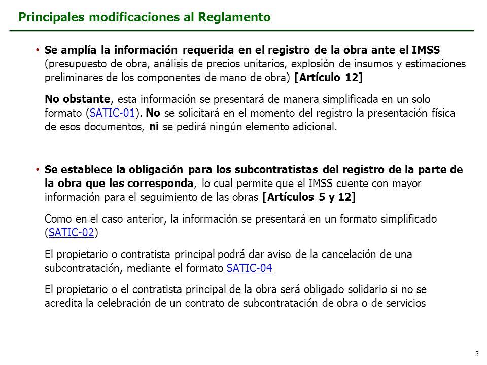 Formatos 14