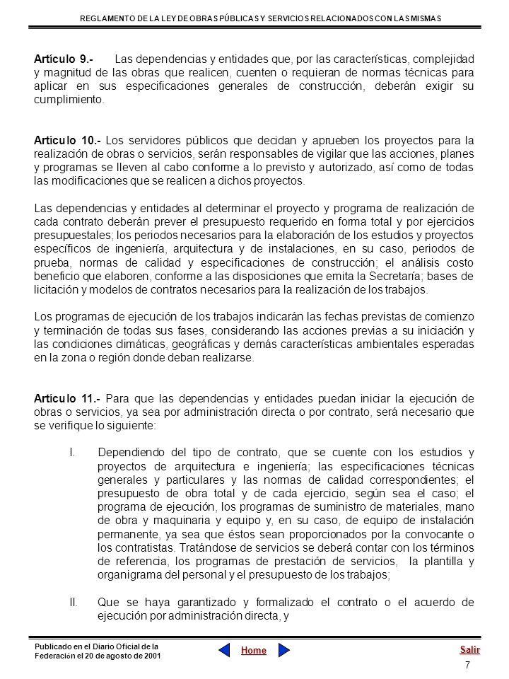 128 REGLAMENTO DE LA LEY DE OBRAS PÚBLICAS Y SERVICIOS RELACIONADOS CON LAS MISMAS Home Salir Publicado en el Diario Oficial de la Federaci ó n el 20 de agosto de 2001 Capítulo Segundo De las Inconformidades Artículo 219.-Si el escrito de inconformidad no reúne los requisitos establecidos por la Ley, la Contraloría se sujetará a lo dispuesto en el artículo 17-A de la Ley Federal de Procedimiento Administrativo.