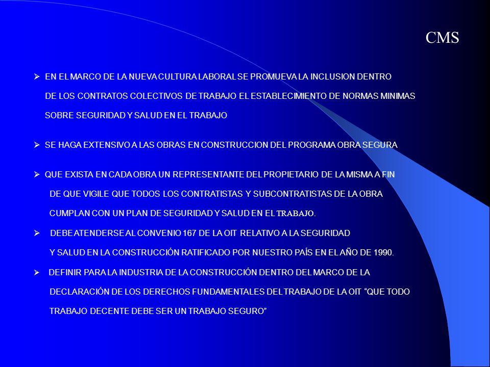 EN EL MARCO DE LA NUEVA CULTURA LABORAL SE PROMUEVA LA INCLUSION DENTRO DE LOS CONTRATOS COLECTIVOS DE TRABAJO EL ESTABLECIMIENTO DE NORMAS MINIMAS SO