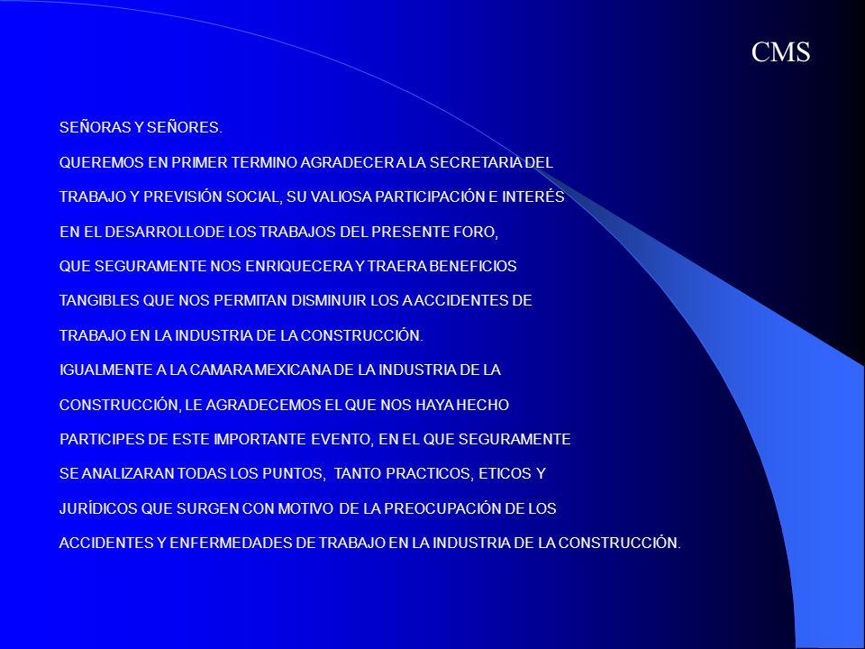 RECIBAN NUESTRO RECONOCIMIENTO A NOMBRE DE TODOS LOS TRABAJADORES QUE INTEGRAMOS LA CONFEDERACIÓN MEXICANA SINDICAL, QUE PRESIDE COMO SECRETARIO GENERAL EL LIC.