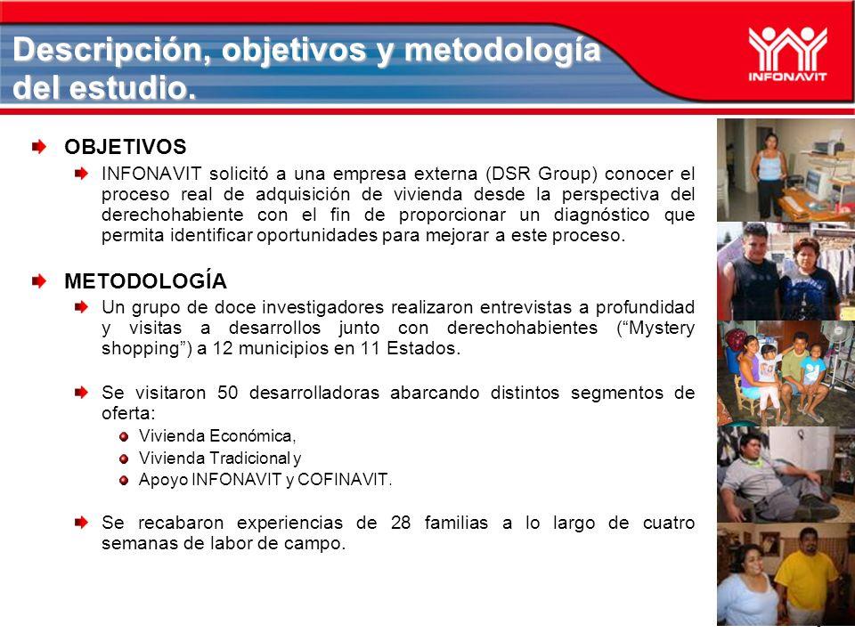 5 Descripción, objetivos y metodología del estudio.