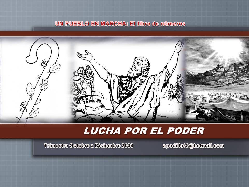 LUCHA POR EL PODER