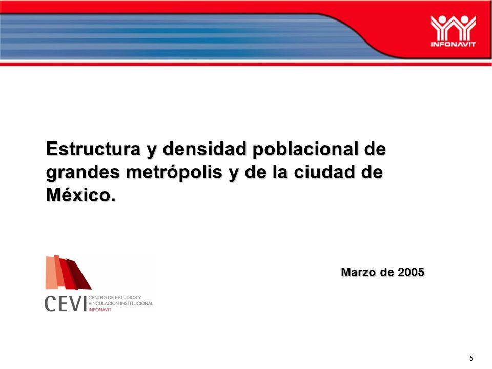 6 Las ciudades se han desarrollado, históricamente, en círculos concéntricos.