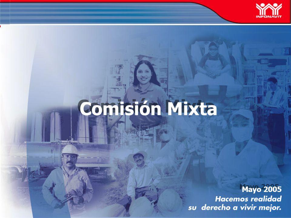 Mayo 2005 Comisión Mixta