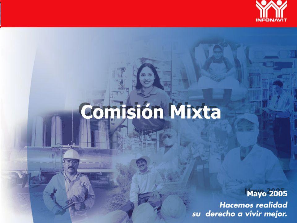 Comisión Mixta Mayo 2005