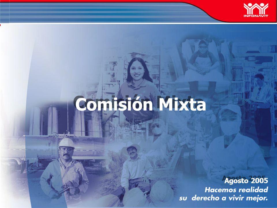 Comisión Mixta Agosto 2005