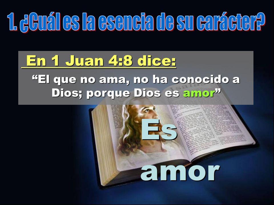 En 1 Juan 3:1 dice: En 1 Juan 3:1 dice: Mirad cuál amor nos ha dado el Padre, para que seamos llamados hijos de Dios...