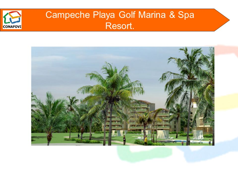 Campeche Playa Golf Marina & Spa Resort.