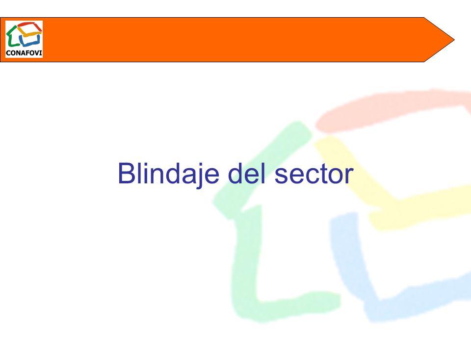 Blindaje del sector