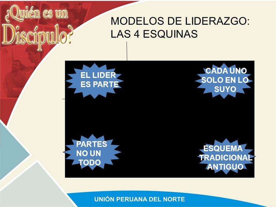 MODELOS DE LIDERAZGO: LA RUEDA EL LIDER TODO PASA POR EL MUY CONFLICTIVO NO DEJA CRECER DEBILITA A SUS LIDERADOS