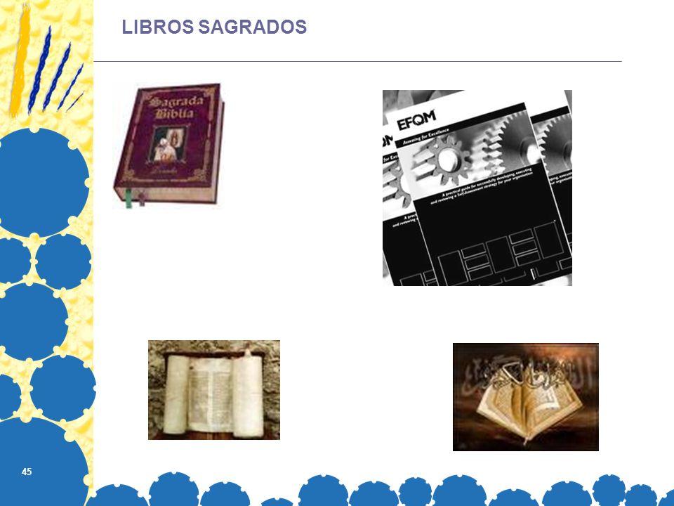 45 LIBROS SAGRADOS