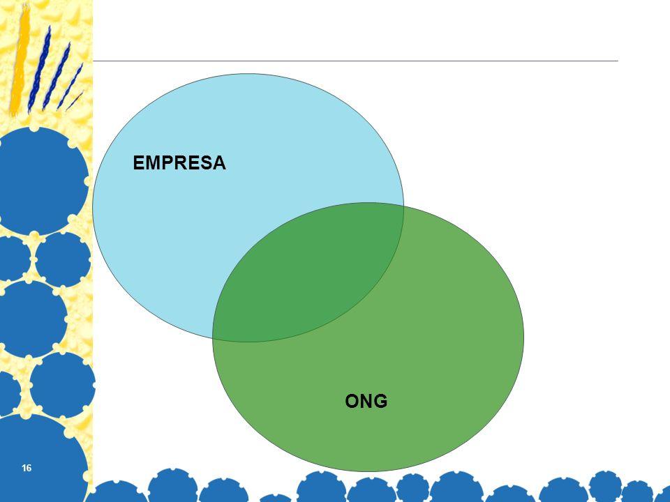 16 EMPRESA ONG