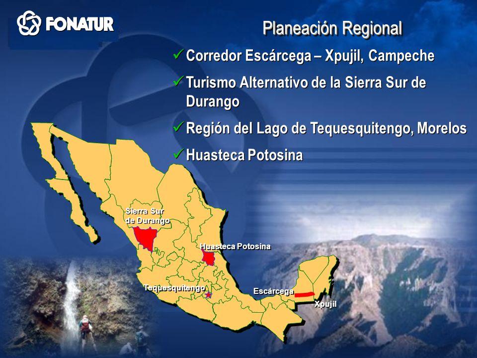 Sierra Sur de Durango Sierra Sur de Durango Huasteca Potosina Escárcega Tequesquitengo Xpujil Corredor Escárcega – Xpujil, Campeche Turismo Alternativ