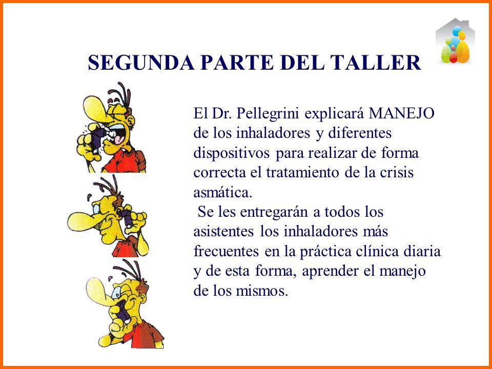TERCERA PARTE DEL TALLER La Dra.