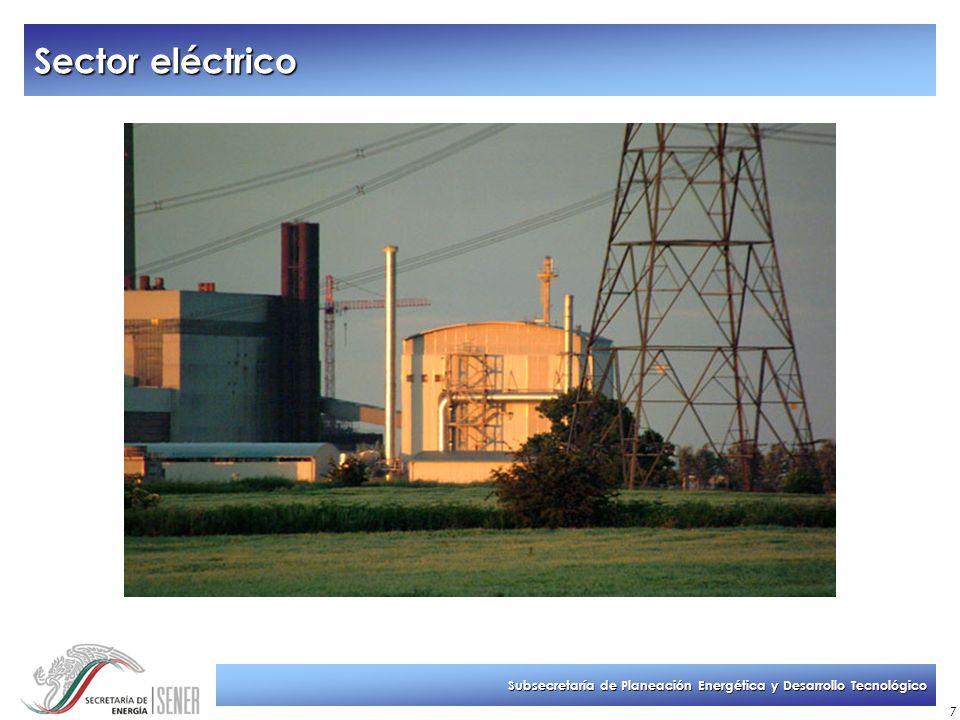 7 Sector eléctrico