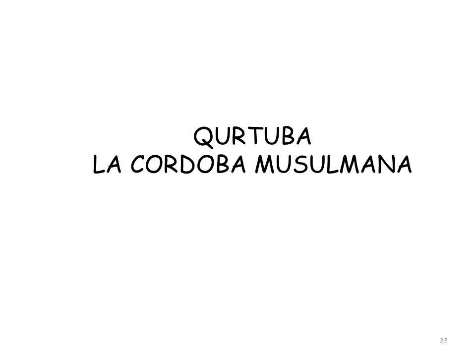 QURTUBA LA CORDOBA MUSULMANA 23