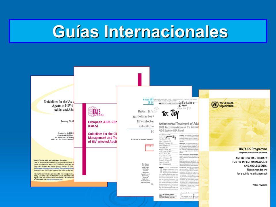 Guías Internacionales Guías Internacionales