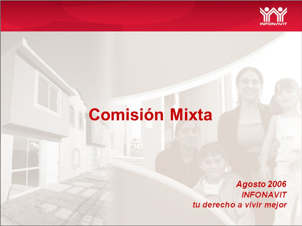 Comisión Mixta Agosto 2006