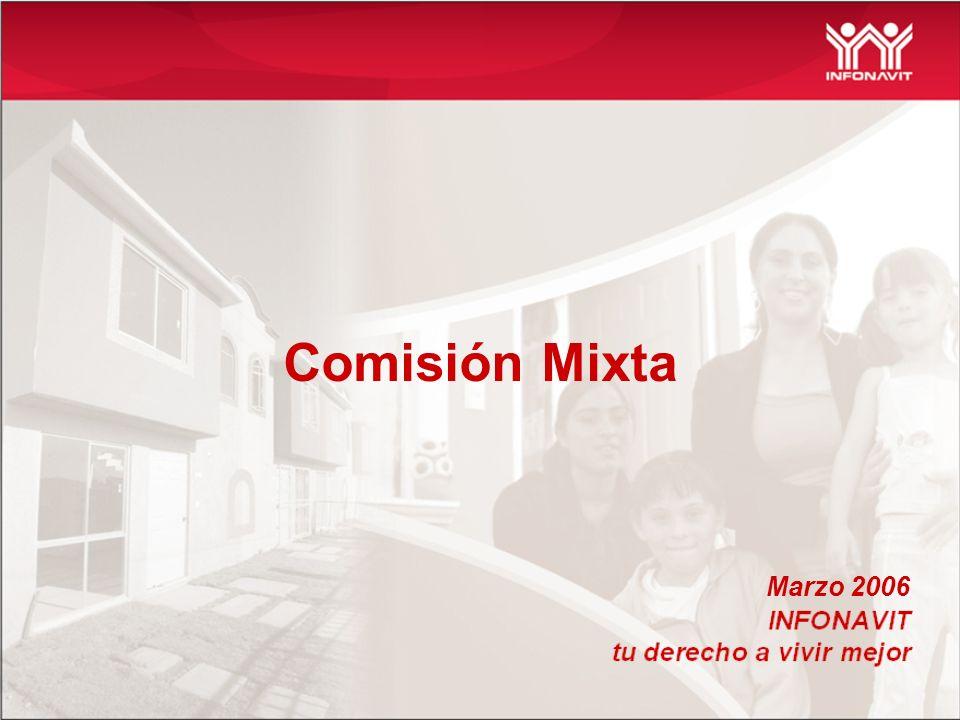 Comisión Mixta Marzo 2006
