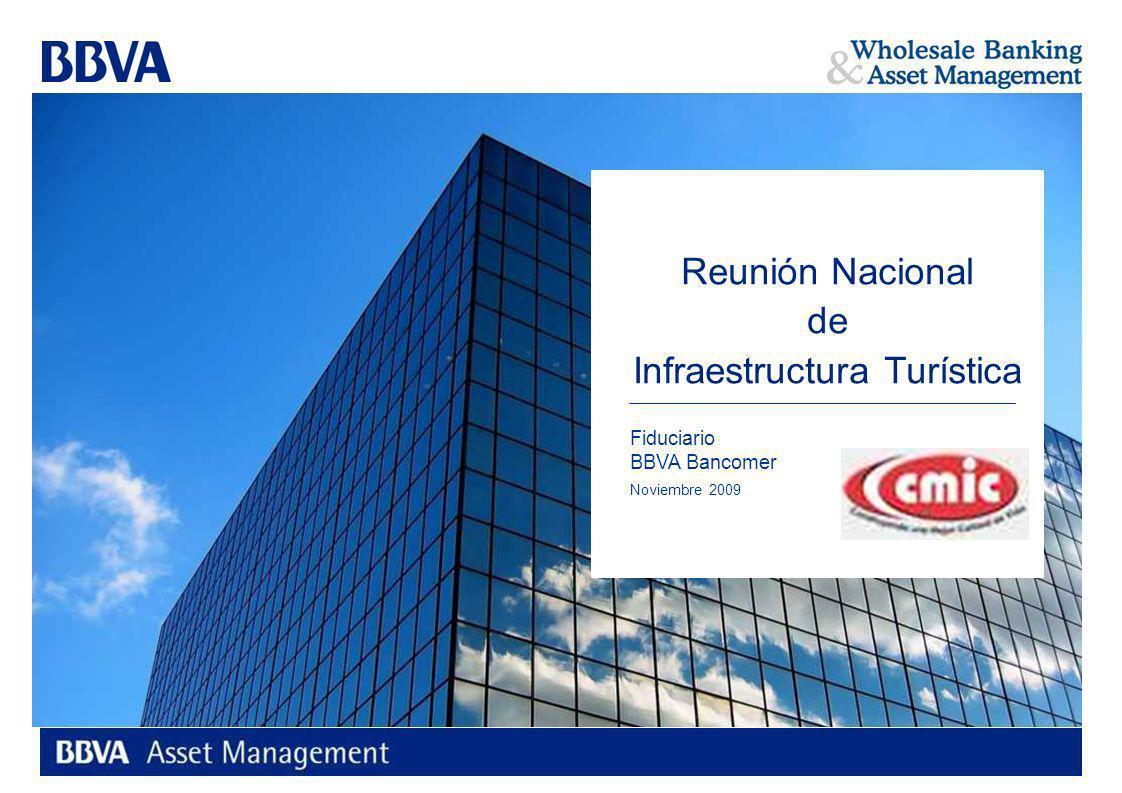 Reunión Nacional de Infraestructura Turística Fiduciario BBVA Bancomer Noviembre 2009