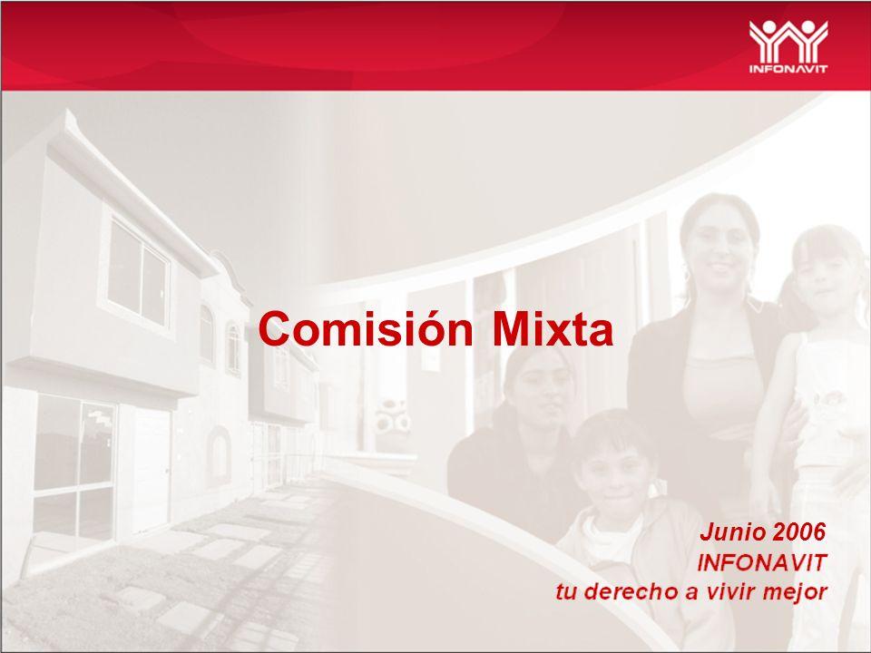 Comisión Mixta Junio 2006