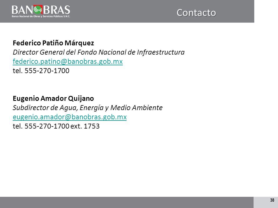 37 Puebla MIGPUE ND AportaciónEstudios INTERAPAS MIGSLP 649 325AportaciónLicitación Cd. Valles MIGSLP ND AportaciónEstudios Tampico-Madero MIGTAM 955