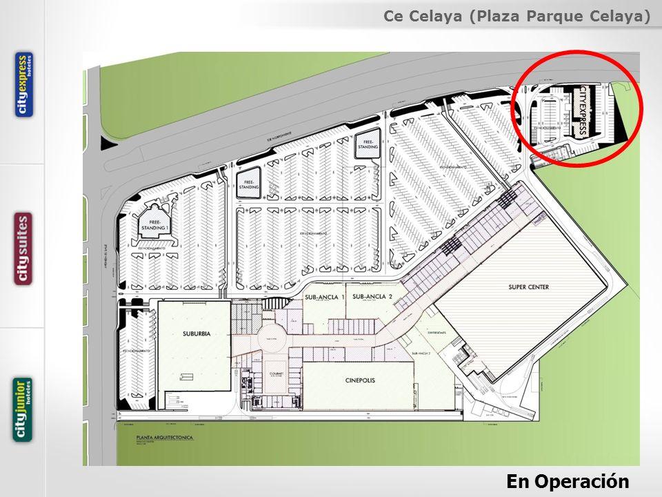 Ce Celaya (Plaza Parque Celaya) En Operación