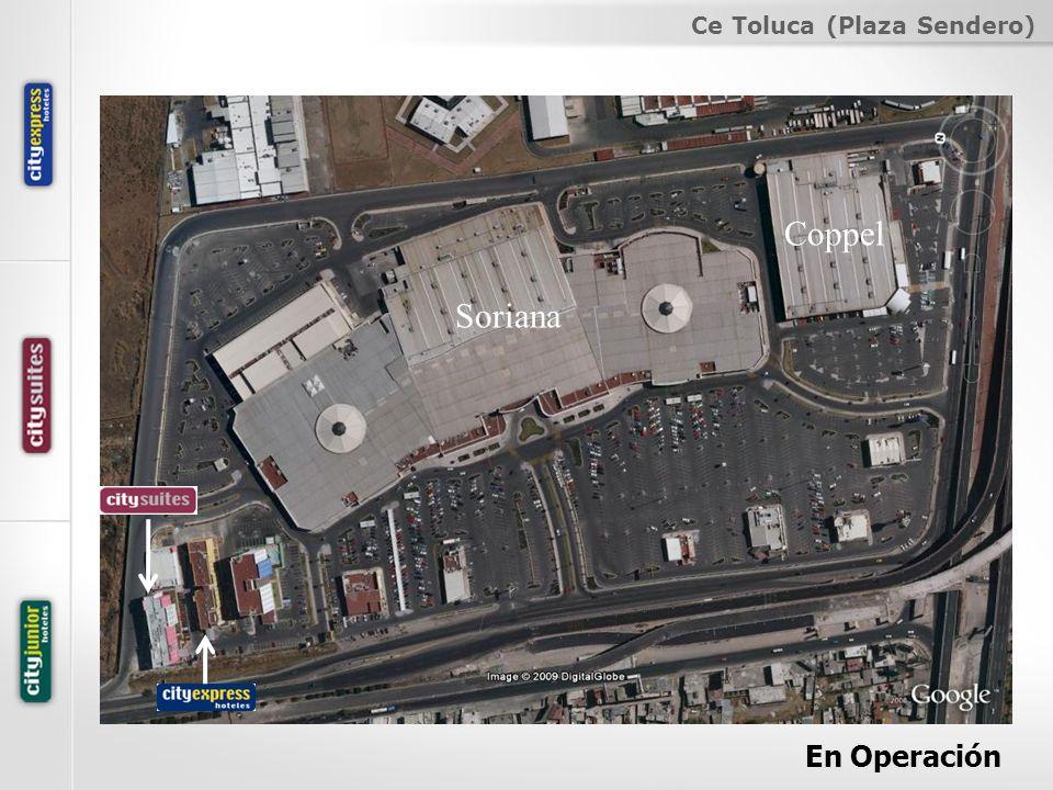 Ce Toluca (Plaza Sendero) Soriana Coppel En Operación