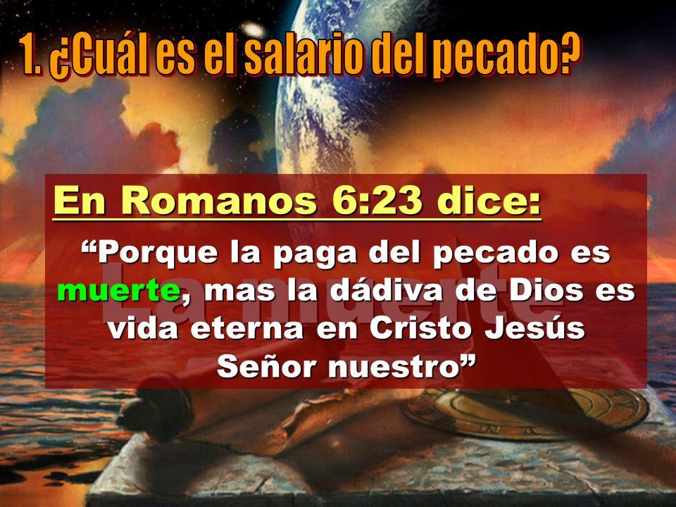 Ninguno En Romanos 3:23 dice: Por cuanto todos pecaron, y están destituidos de la gloria de Dios